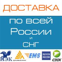 Доставляем заказы по всей России и в страныСНГ