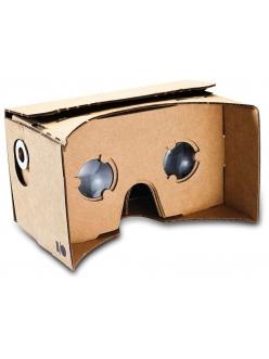 Google Cardboard (гарнитура виртуальной реальности из картона)